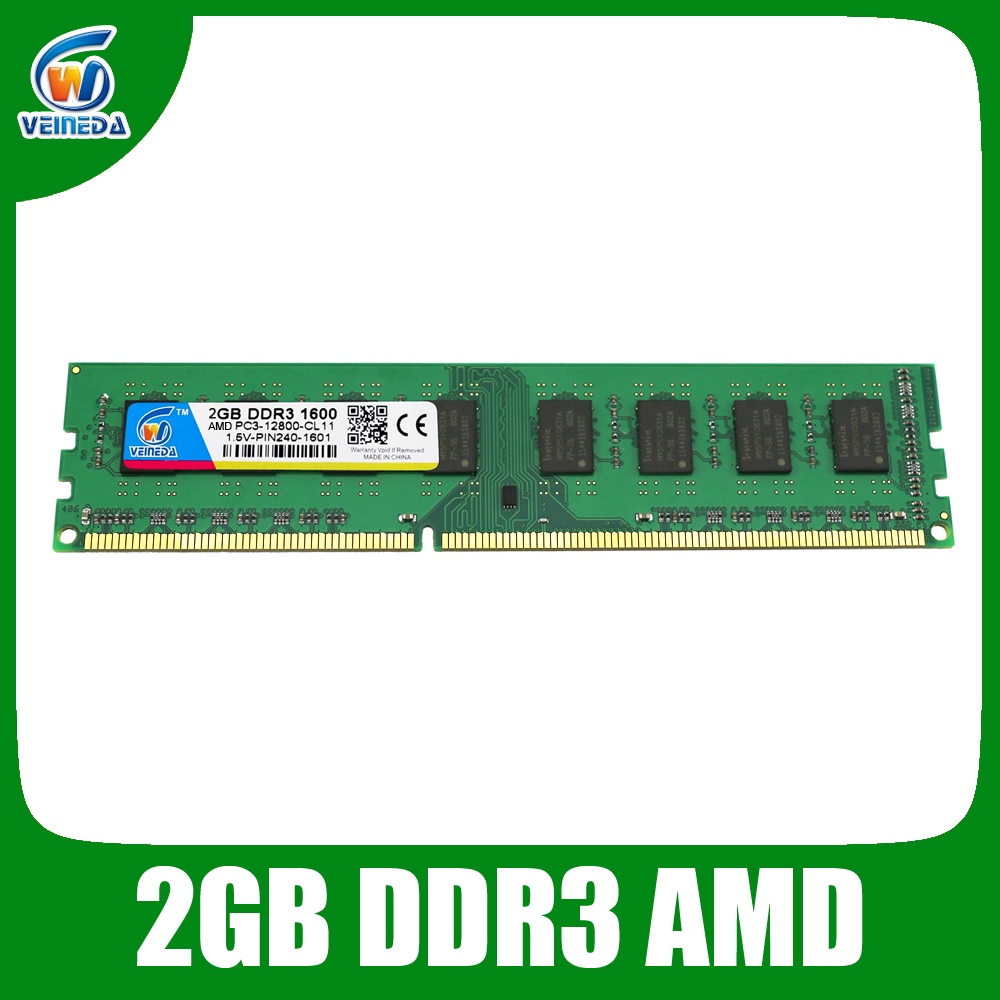 New Brand ddr3 ram memory ddr3 2gb For Some AMD Desktop PC3-10600 ddr3 1333 240pin Lifetime Warranty(China (Mainland))