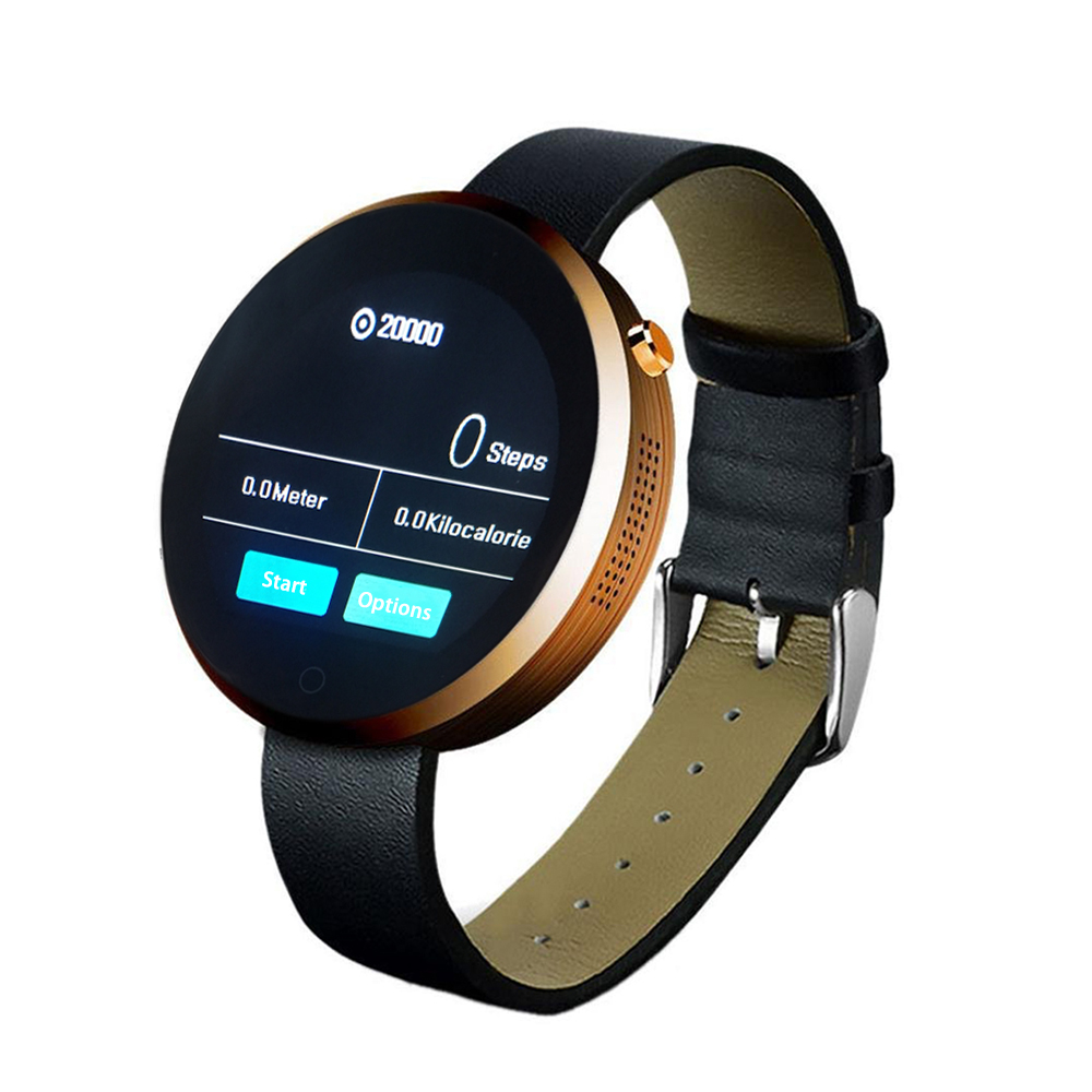 Men women fashion smart watch android business wrist watches luxury smartwatch for iphone 6 6s for Android watches