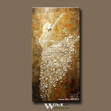 Package post modern European ballet girl hand abstract painting cafe restaurant hotel villa home decoration hangs a picture(China (Mainland))