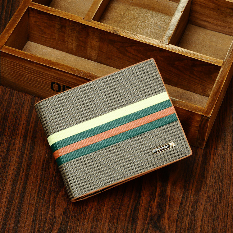 High Quality Classic Striped Mens Long&amp;Cross&amp;Vertical PU Leather Wallet, Business Leisure Men Money Clip Purse, Clutch Bag<br><br>Aliexpress