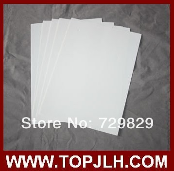 Laser water transfer film
