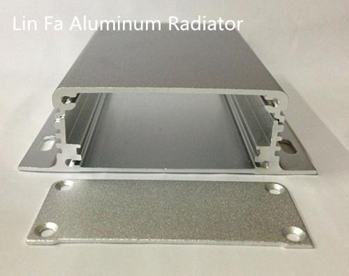 10pcs Outlet box/Aluminum casing/Automotive aluminum shell/PCB aluminum/Aluminum box 84*25-85\Transfer power shell(China (Mainland))