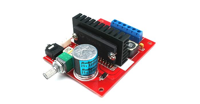 TA2020 20Wx20W Digital Power Amplifier Board DC 10V-14.5V(China (Mainland))