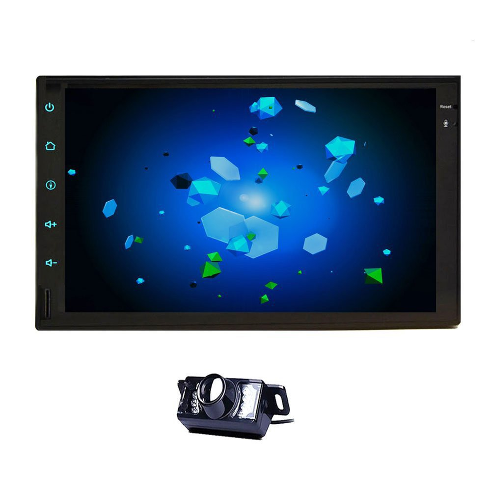 7inch Capactive Car headunit Android 4.2 double 2 din GPS Car Stereo NO DVD Player Navigation In dash Radio Tablet 3G WiFI iPod(China (Mainland))