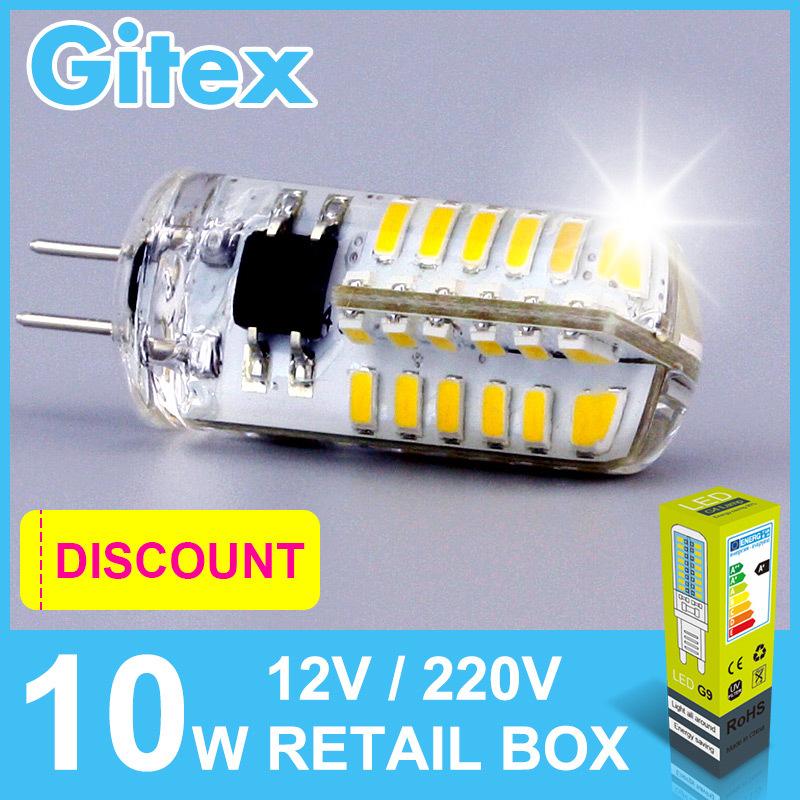 LED G4 Lamp Bulb 3014SMD AC 220V 3W 4W 5W 7W 9W 10W LED Lights AC DC 12V G4 Lamps for Lighting Spotlight Chandelier(China (Mainland))