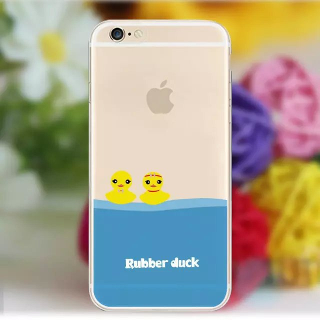 New Cute Cartoon Animal Ocean Painted Soft TPU Protective Phone Case Cover Bag For iPhone 5 5s 6 4.7 inch 6 Plus 5.5 inch(China (Mainland))