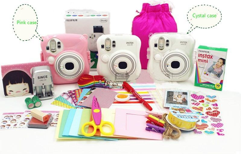 Fujifilm Mini 25 camera instax mini 25 camera bundle set(China (Mainland))