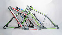 """RUSSIA FREESHIPPING Super Light 26"""" Cube Frame MTB Mountain Bicycle Frame Amazing Price"""