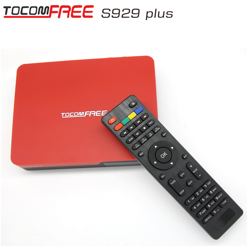 Tocomfree s929 plus Original azamerica s1008 satellite receiver twin tuner iks and sks receiver azamerica(China (Mainland))