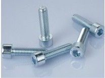 M6 x 8 DIN912 Hexagon socket head cap screws steel  Zinc plated 300 pieces<br><br>Aliexpress