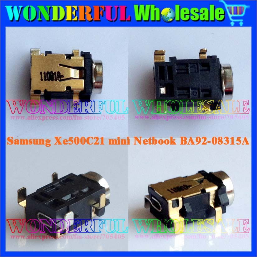 Original New DC Power Jack Socket for Samsung Xe500C21 mini Netbook BA92-08315A<br><br>Aliexpress