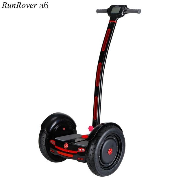 nouveau 2015 runrover a6 auto quilibrage lectrique monocycle 2 roues smart hoverboard avec. Black Bedroom Furniture Sets. Home Design Ideas