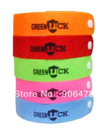 Free Shipping 100Pcs/Lot Mosquito Repellent Bracelet Mosquito Bangle Mosquito Repellent Bands