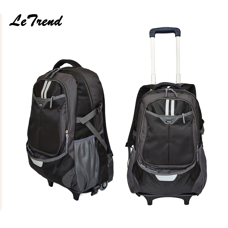 Online Get Cheap Women Travel Backpack with Wheels -Aliexpress.com ...