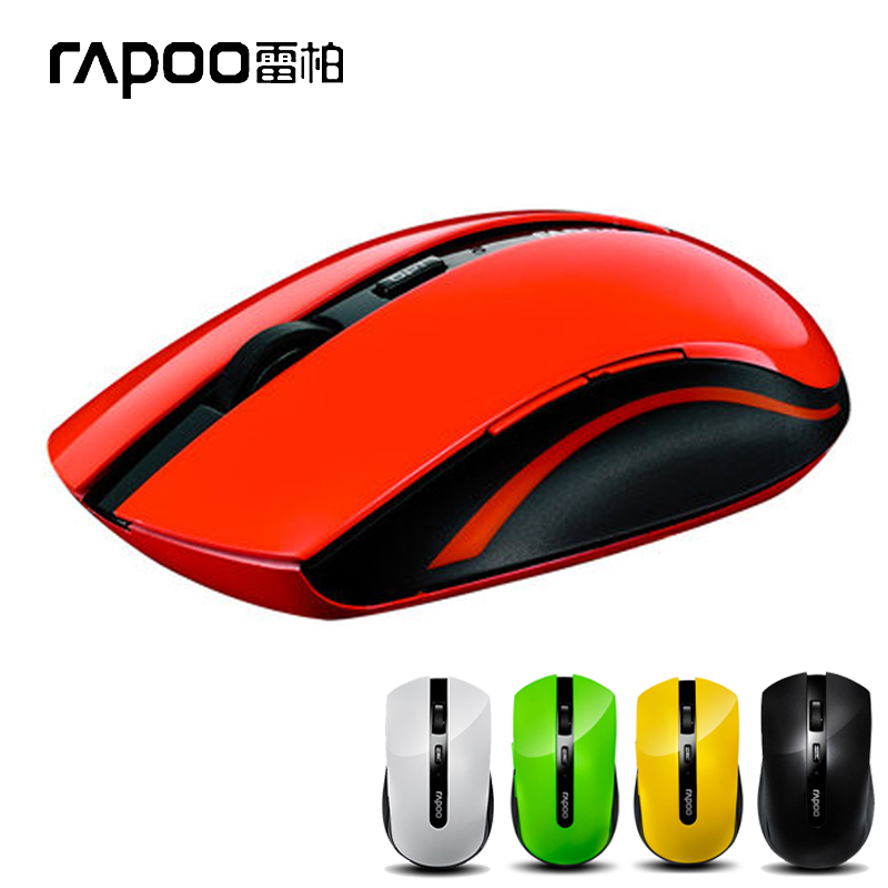 Hot!!Original Rapoo 7200P 5G Wireless Ergonomic Programmable Optical Engine Mouse for Laptops Desktops and PC(China (Mainland))