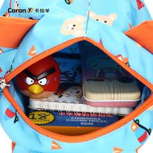 Waterproof laptop backpack kids carry bag super light tourism bag leisure school Children bags 1~3 age baby backpacks anti lost(China (Mainland))