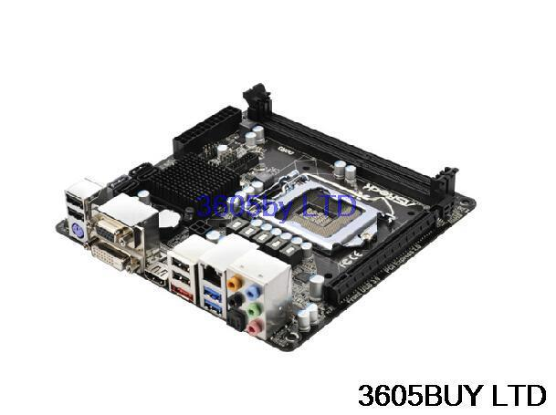 B75m-itx mini itx motherboard bundle h77m-itx<br>