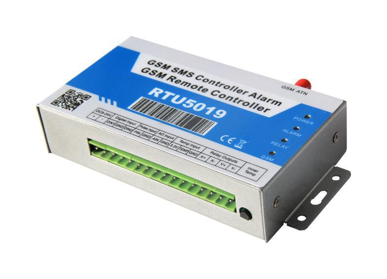FDL-RTU5019 GSM SMS alarm controller, GSM alarm system ,GSM SMS Remote Controller Switches Alarm System Temperature controller(China (Mainland))