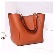 Bags Handbags Women Famous Brands Genuine Handbag Genuine Leather Bag Retro Simple Designers Shoulder Bag Ladies