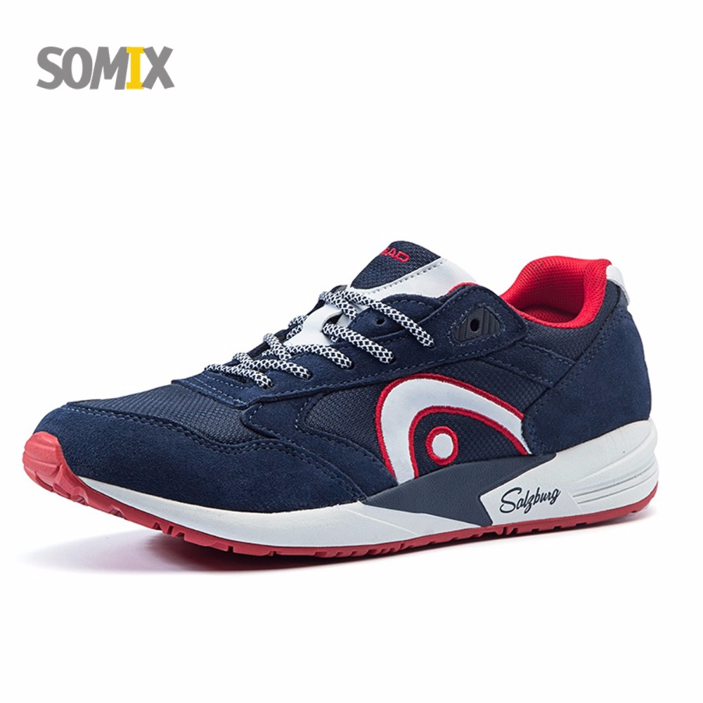 HEAD Mens Running Shoes Brand Sneakers 2016 Breathable Sport Shoes Men Hard-wearing Walking Shoes comfortable Athletic Shoes(China (Mainland))