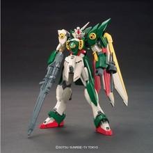 1:144 HG 15cm Bandai HGBF 05 Wing Gundam Fenice Phoenix Wing Gundam Assembled Gundam Model toy classic toys anime