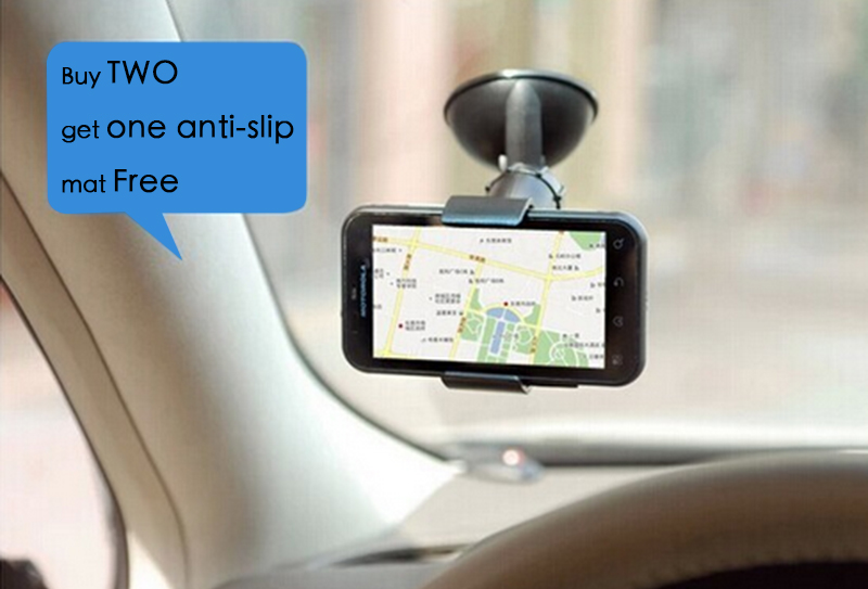 2015 Rushed Limited No Camera Stand Suporte Para Celular Mini Universal Mobile Phone Holder for phone for And for Car Gps(China (Mainland))