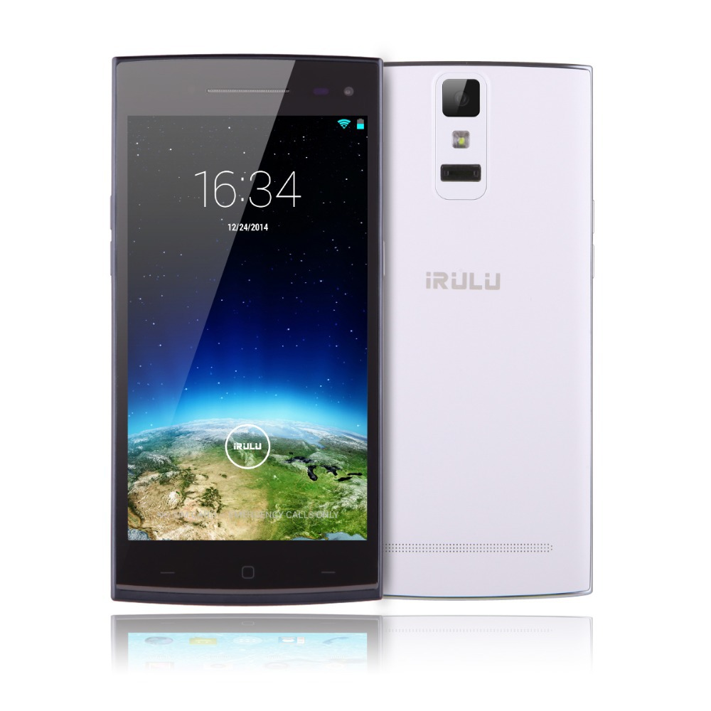 IRULU Victory 1S V1S Brand 5'' Unlocked Smartphone HD Quad Core Android 4.4 Mobile Phone Cell Smart Phone WCDMA 2015 New Arrival(China (Mainland))