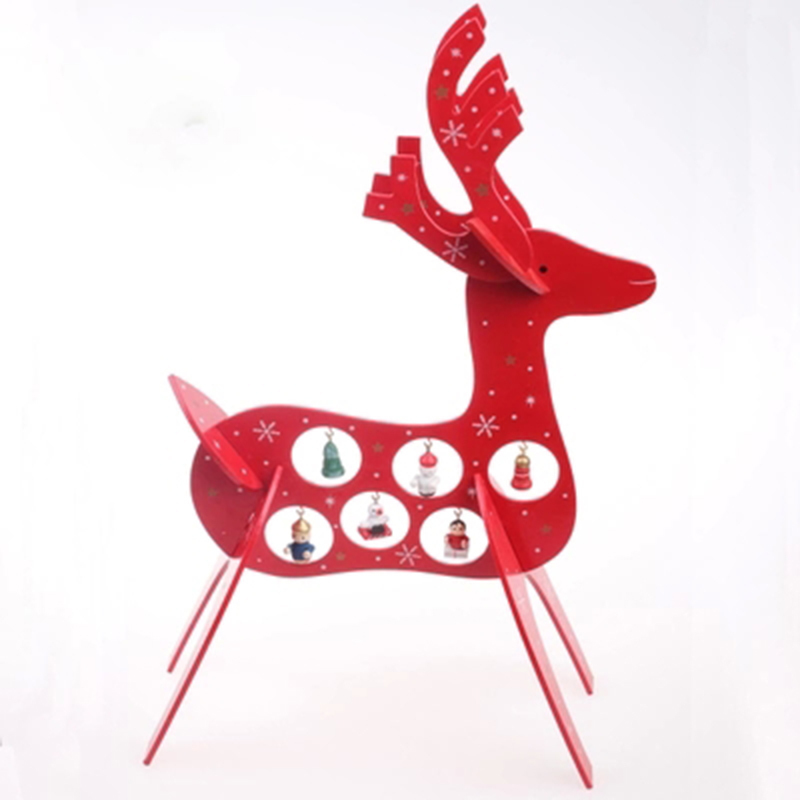 Birthday Decorations Red Deer Image Inspiration of Cake and