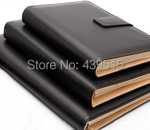 new arrival high quality A5 PU leather cover notebook cover(China (Mainland))