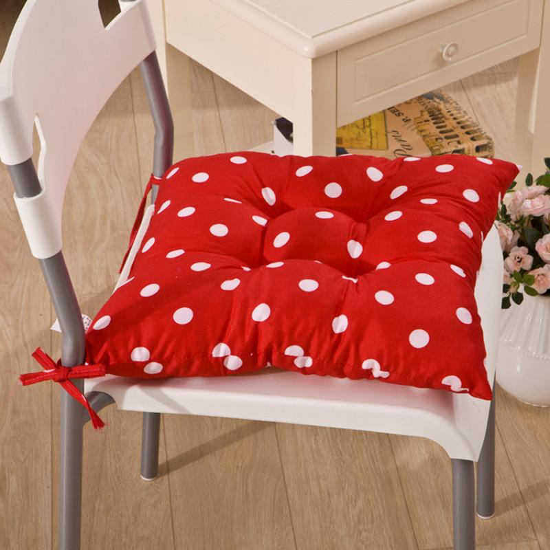 Polka Dot Chair Pads Cushion