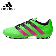 Original New Arrival 2016 Adidas ACE AG Men's Soccer Shoes Sneakers free shipping(China (Mainland))
