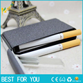 1pc 1pc Novelty flame lighter with case box automatic popup Cigarette wholesale retail Gift gas Lighter