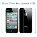 2PC 1Front 1Back 0 26mm Tempered Glass For Apple iPhone 4 4S Screen Protector Film Glass