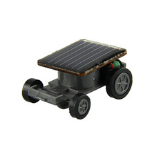 Modern Solor Toy Educational Solar Powered Vehicle Solar Car Educational Kit Gift Toys for Baby Kid Children Drop Shipping Jan17(China (Mainland))