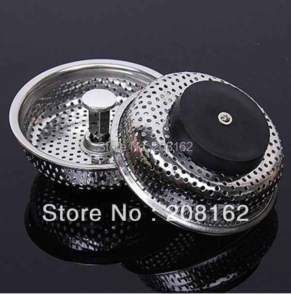 keuken badkamer gesloten filter mesh plug afvoer(China (Mainland~ Douche Afvoer Filter
