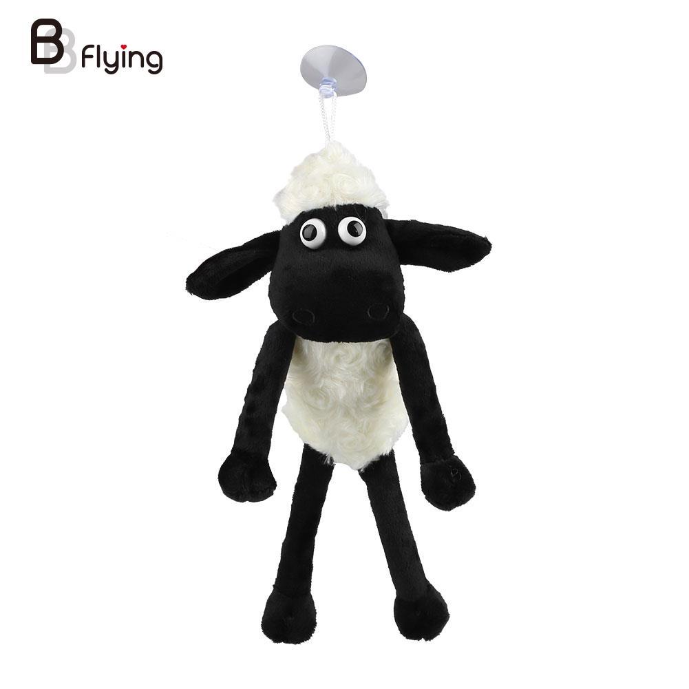 1Pcs Shaun The Sheep Lamb Stuffed Plush Doll Gifts Home Decor For Kid Children(China (Mainland))