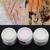 Искра Прозрачный Цвет Акриловые Кристаллический Порошок Ногтей Советы DIY Инструмента Красоты