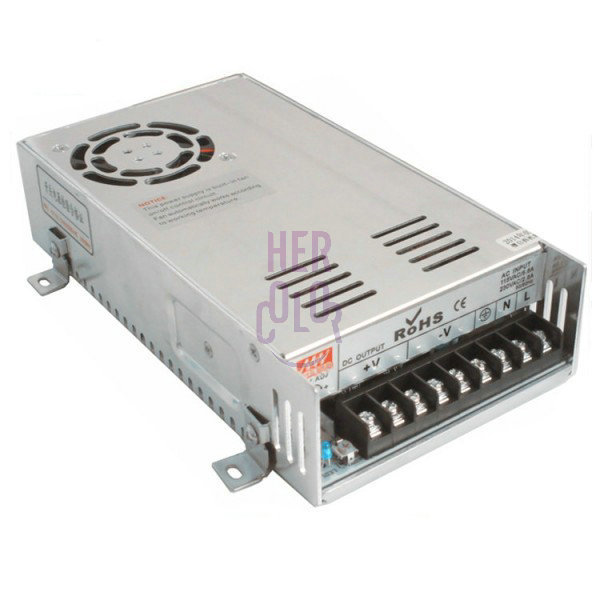 Brand New PSU Regulated Switching Power Supply 350W 48V 7A AC/DC Hot Sale