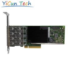 X710 DA4 4 port RJ45 PCIe 3 0 x8 10Gbps Ethernet font b network b font