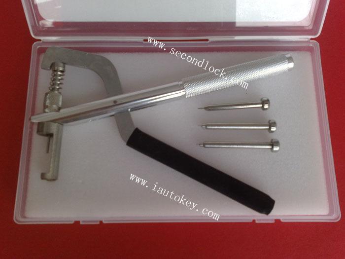 High Quality Locksmith Tool for Auto fold key dowel destuffing plier(China (Mainland))