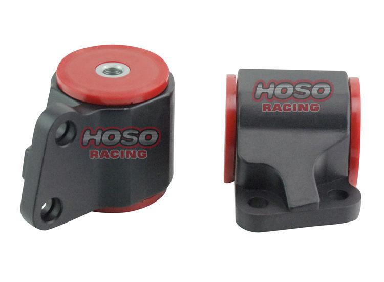 Hoso Racing Engine Mount Kit 2 bolt Left Mount for Honda Civic 1996 2000 DC2 EK