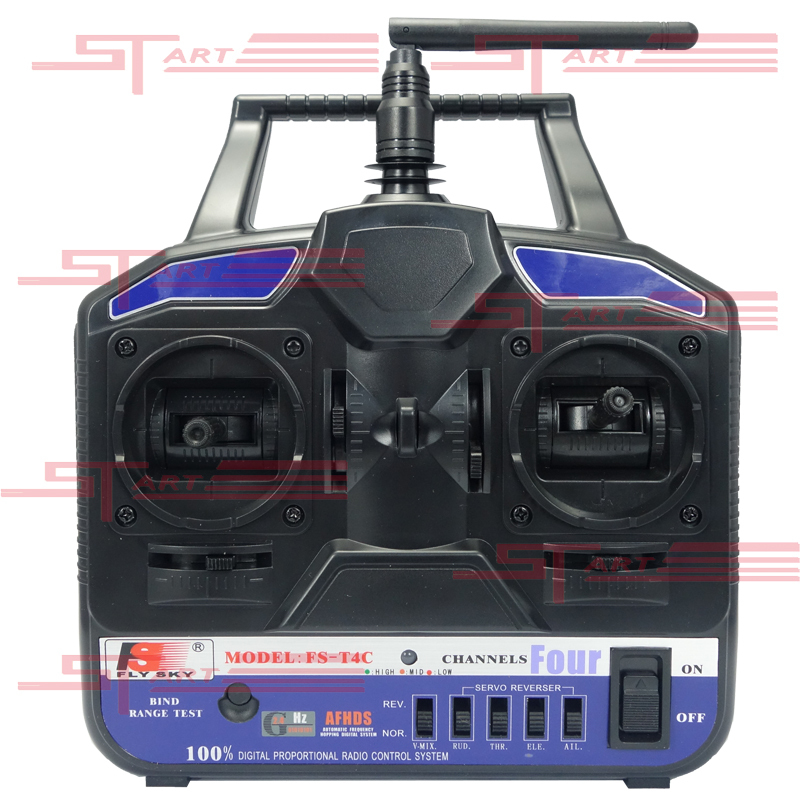 New Flysky FS T4C FS-T4C 2.4G 4CH Radio Remote control FPV RC Helicopter Quadcopter Transmitter DIY toys Drone Drop Shipping<br><br>Aliexpress