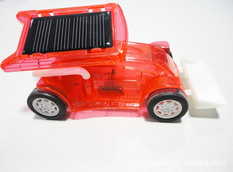2016 Sale Hot Sale Funny Gadgets Solar Robot Solar Energy A Bulldozer ,diy Toys For Children ,green Environmental 235(China (Mainland))