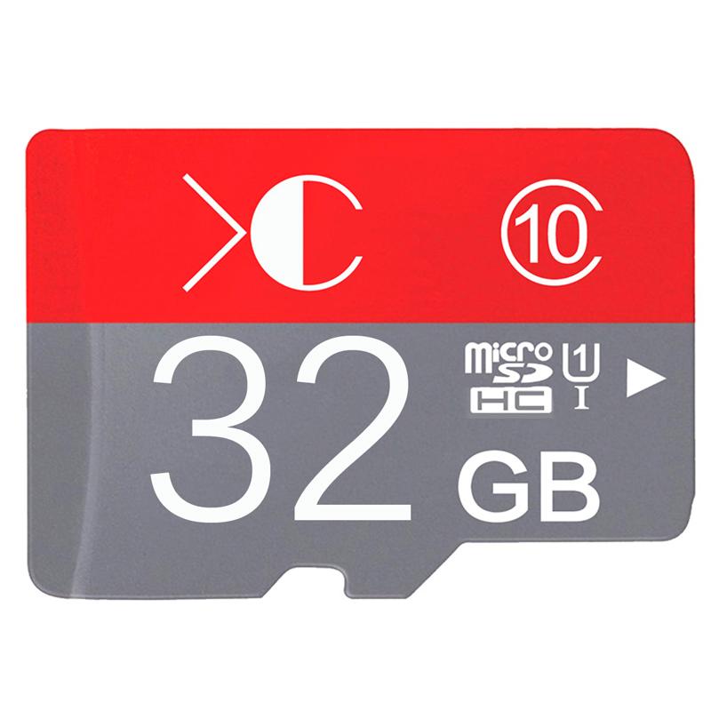 Red XC high speed Class 10 memory card 32GB micro sd card 4GB 8GB 16 GB 32 GB 64GB memory disk free shipping(China (Mainland))