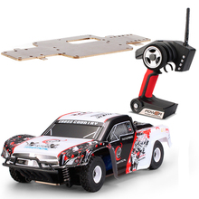 Buy RC Car WLtoys K999 1:28 2.4G 4CH RTR Off-Road Remote Control RC Car High-speed 30km/h Alloy Chassis Structure Racing Vehicle for $71.28 in AliExpress store