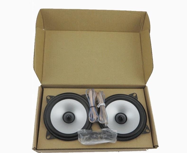 Free Shipping 2015 Hot 2 X 4'' inch Car Speaker Automobile Automotive Car HIFI Full Range Bubble Gum Edge Speakers(China (Mainland))