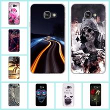 Back Cover Soft Capa Samsung Galaxy A3 2016 A310 Phone Case Silicone Tpu Coque Fundas Skin - Graceful Store store