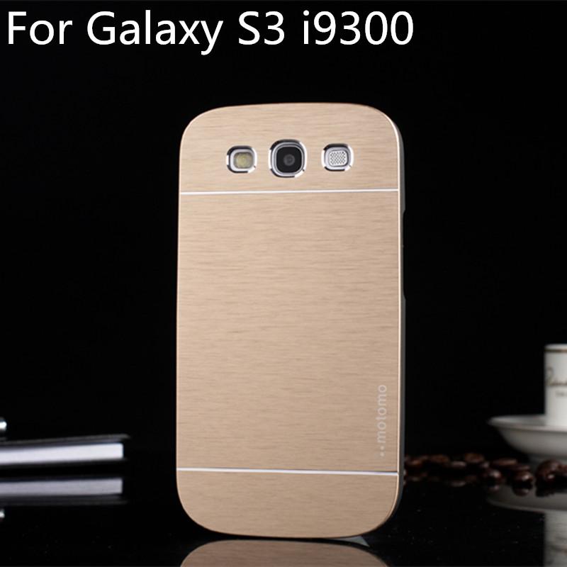 2016 New Luxury Slim Ultra thin Aluminum Metal Phone Cover Case Samsung Galaxy S3 SIII i9300 i9308 9300 - Demi Trading (HK store Co.,Ltd)
