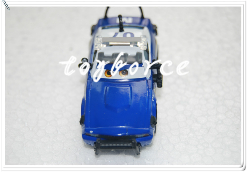 Pixar Cars Toy 07sheriff Carburetoy county Metal Diecast Toy Car 1:55 Loose Brand New Stock & Free