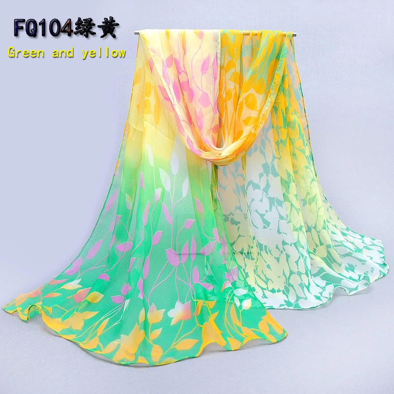 Scarf Women From India Foulard Women Free Shipping Scarf Woman Spring Long Silk Chiffon 2015 At The And Autumn Georgette Scarves(China (Mainland))